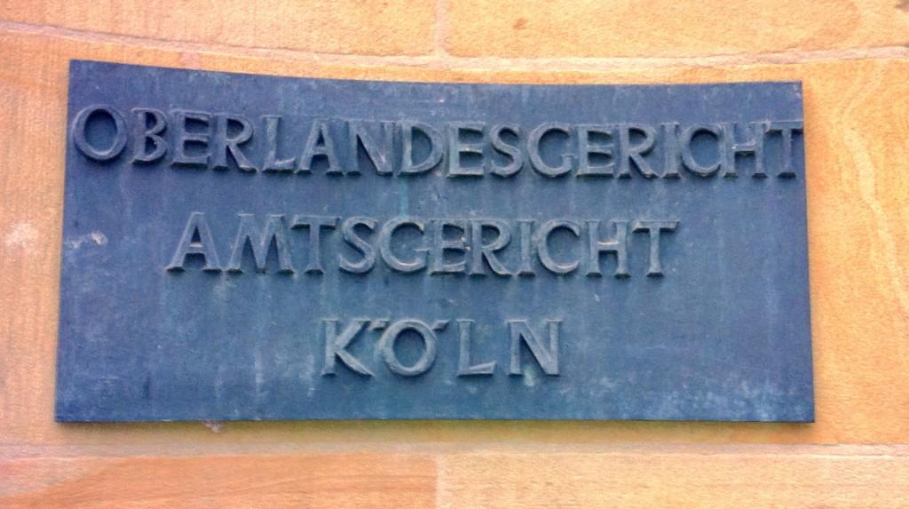 OLG Köln/ AG Köln
