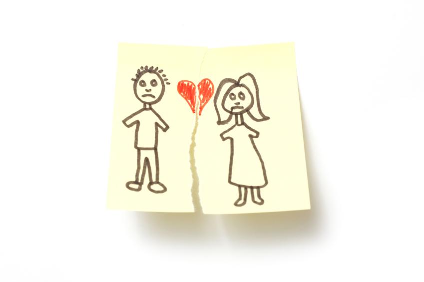 Divorce Foto: ©-Lasse-Kristensen-iStockphoto.com