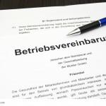 Wirksamkeit einer Betriebsvereinbarung