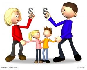 Familienstreit