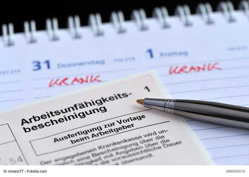 Lag Sachsen Anhalt Keine Kündigung Wegen Verspäteter Vorlage