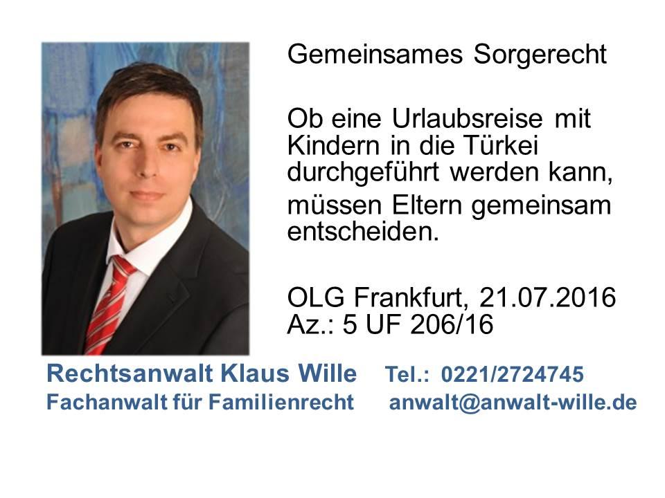 Anwalt-Wille-Sorgerecht