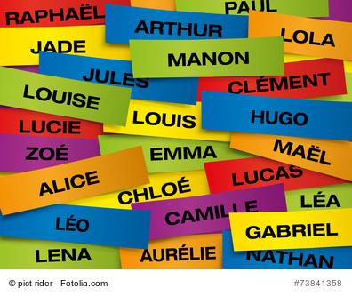 Wer bestimmt über den Vornamen (Foto: pict rider/fotolia.com)