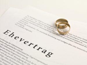 Bgh Ehevertrag Und Sittenwidrigkeit