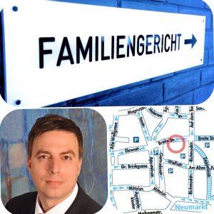 Rom III - Verordnung - Scheidung nach deutschem Recht - Fachanwalt für Familienrecht aus Köln berät sie