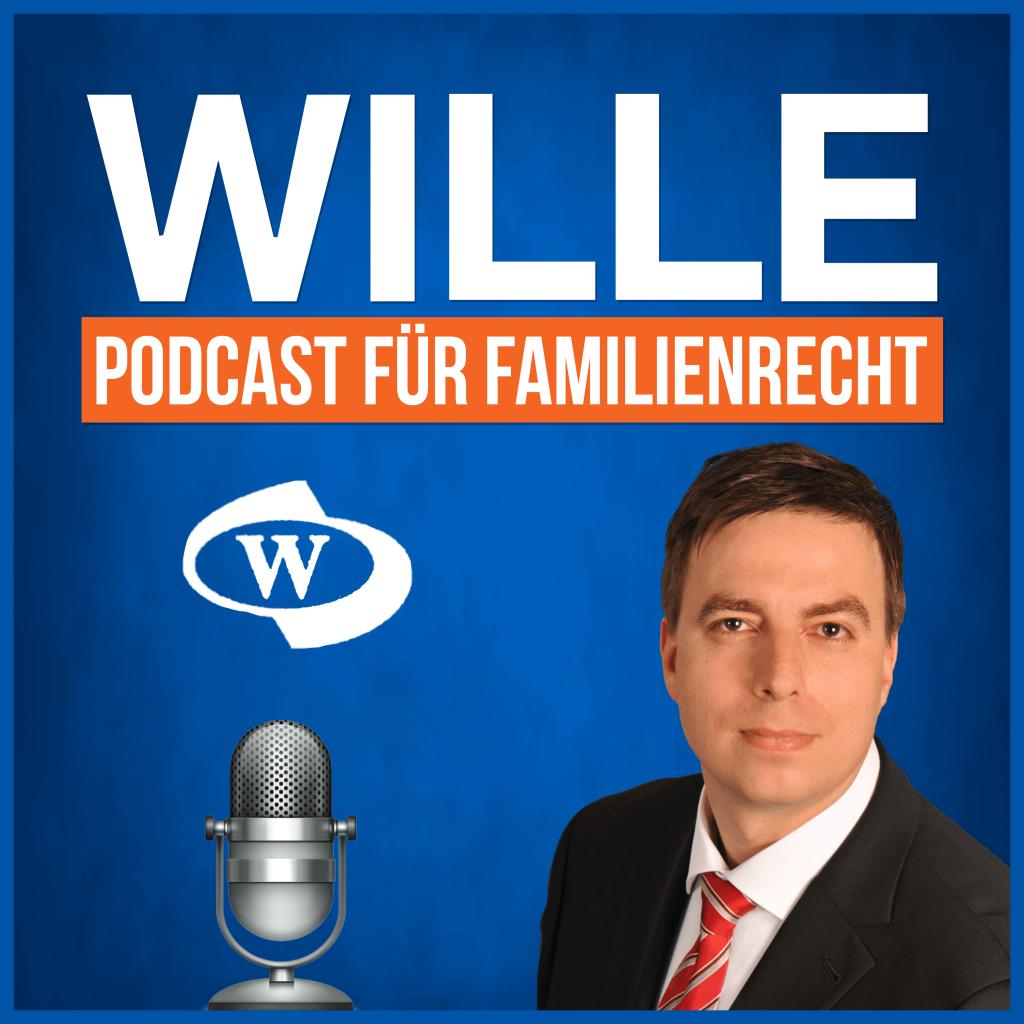 Podcast von Fachanwalt für Familienrecht Wille aus Köln
